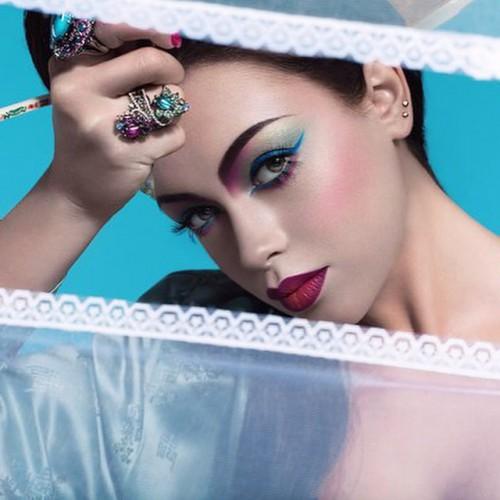 Вера брежнева макияж глаз как сделать 108
