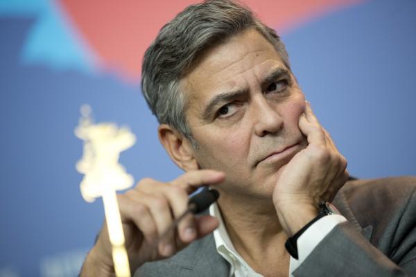 Клуни может стать вторым известным актером-губернатором Калифорнии