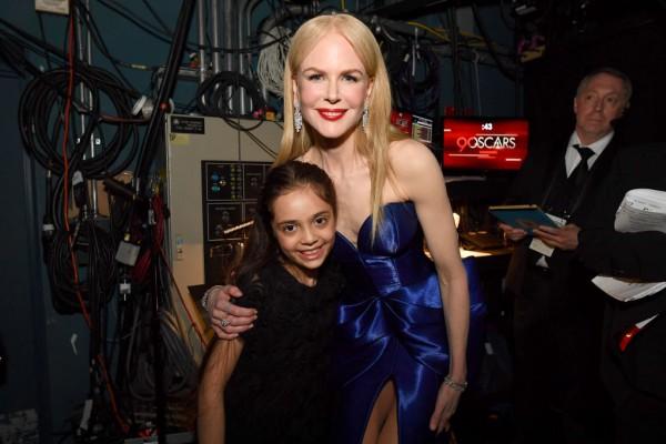 Николь Кидман с дочерью фото