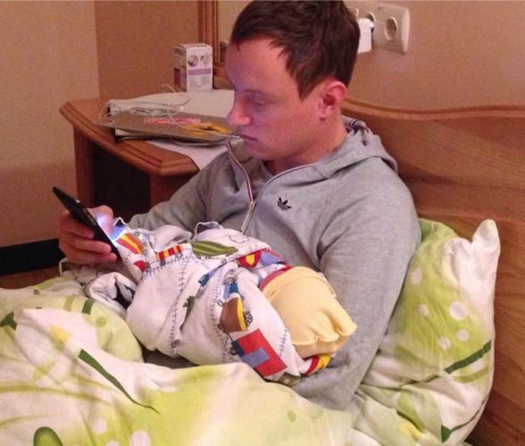 Наталья Гордиенко показала фото новорожденной дочери