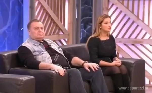 Отец Жанны и Ольга Орлова