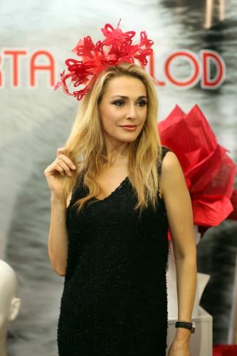 Ольга Сумская уверена, что украинские женщины должны носить шляпы