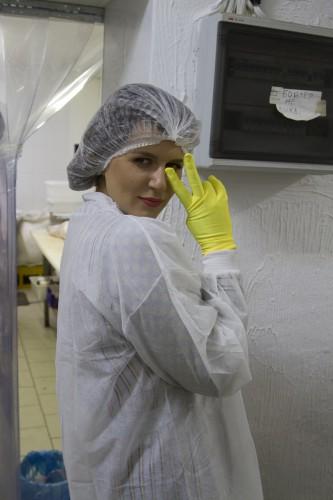 Ирина Хоменко - новая ведущая