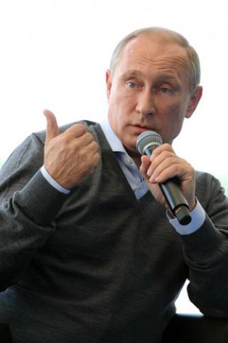 День Рождения Путина: ТОП-10 смешных цитат Президента