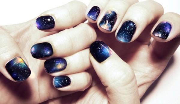 Геометрия на ногтях мастер класс