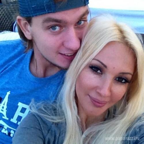 Лера Кудрявцева с любимым Игорем Макаровым