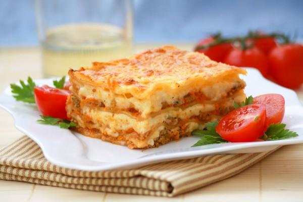 Лазанья – одно из самых популярных блюд итальянской кухни.