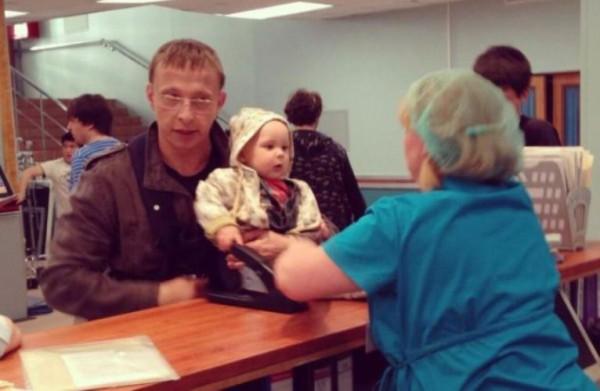 Дочь Светланы Пермяковой стала звездой на первых месяцах жизни