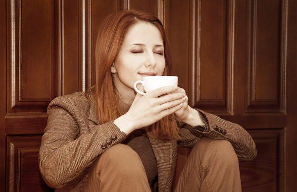Кофе вызывает зависимость