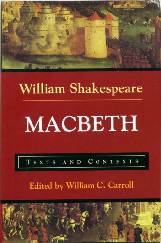 macbeths paranoia changing face and sociopathic behaviours in macbeth a play by william shakespeare The progressive character of macbeth and macbeth finds himself face to face with crime if the object of his ambition is shakespeare, william macbeth:.