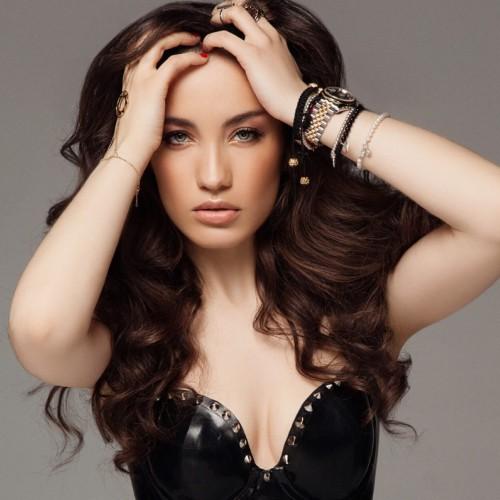 Российская певица Виктория Дайнеко