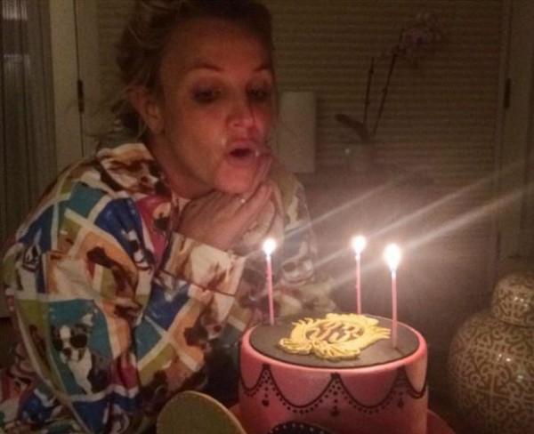 День рождения Бритни Спирс