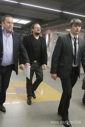 Журналисты обвинили охрану Стаса Михайлова в нападении на оператора