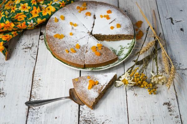 Рецепт                  Маковея 2015: Коврижка с маком и медом