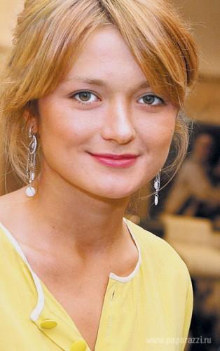 Надежда Михалкова родила сына