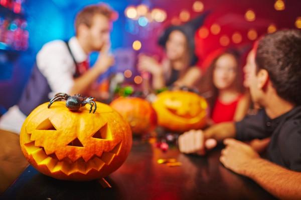 На Хэллоуин 2016  устрой на работе праздник