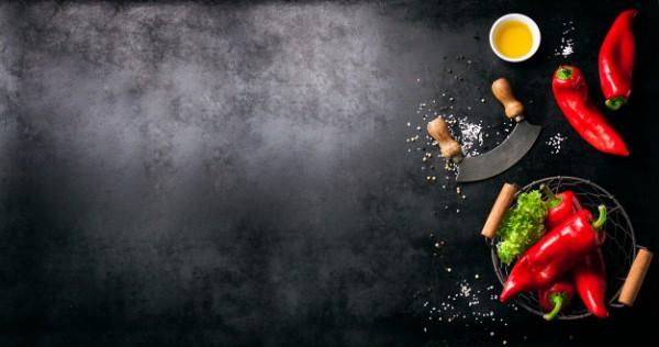 Перец чили сжигает жир