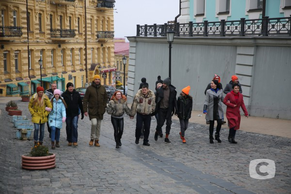 Эктор Хименес-Браво стал участником шоу Світами за скарбами (фото)