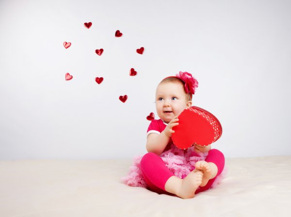 Фото день святого валентина для детей