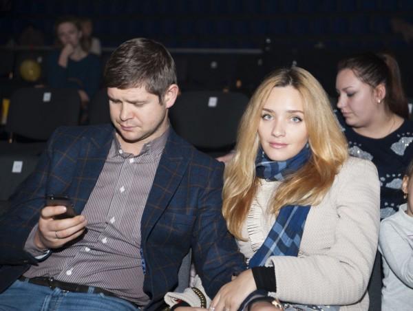 Виктория Мартынюк с новым мужем