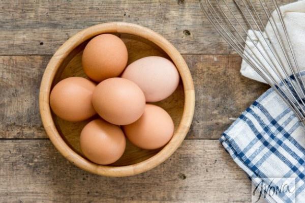 Яйца богаты цинком