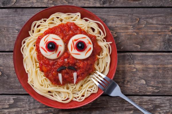 Спагетти Вампир