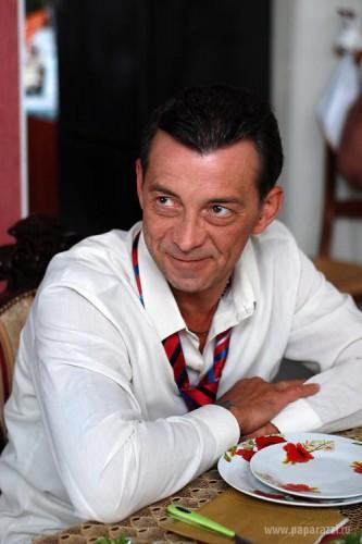 Николай Добрынин готовится сыграть Леонида Утесова в кино
