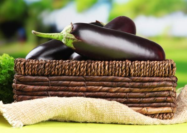 Баклажаны полезны для пищеварения