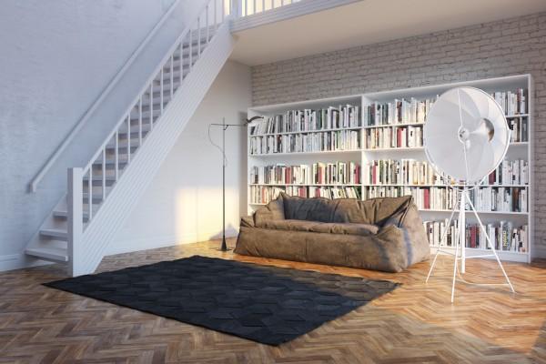 Как декорировать ступени лестницы
