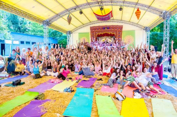 В Киеве состоится международный фестиваль йоги