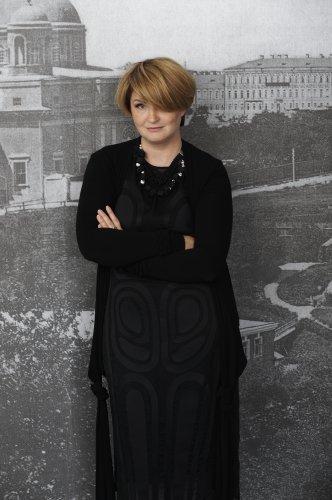 Ирина Данилевская, одна из основателей и глава оргкомитета Ukrainian Fashion Week