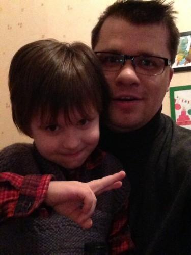 Гарик Харламов: Это мой киношный сын