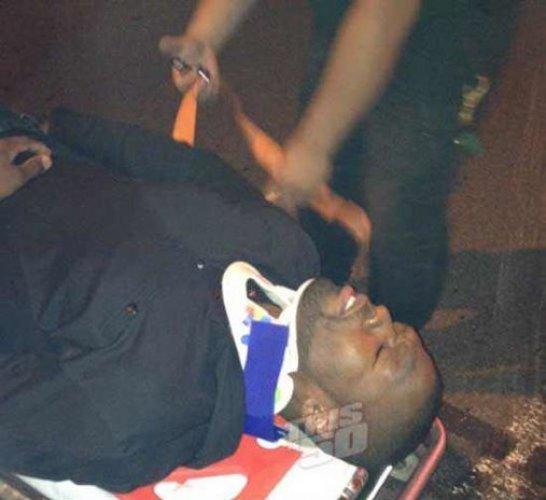 Врачи обещают, что очень скоро 50 Cent поправится