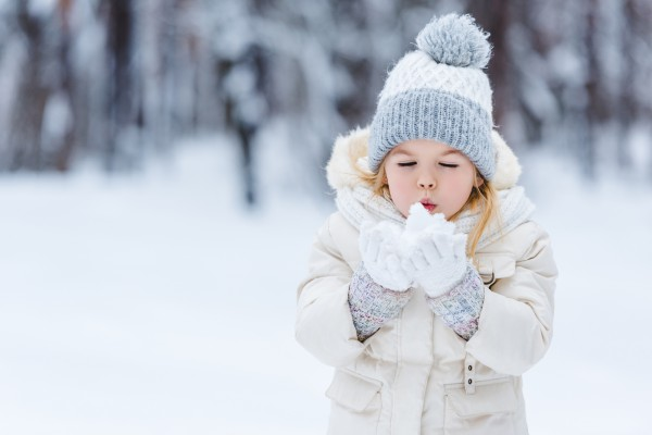 Когда в Украине выпадет снег