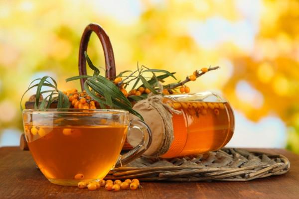 Для большего аромата добавьте в чай дольку лайма