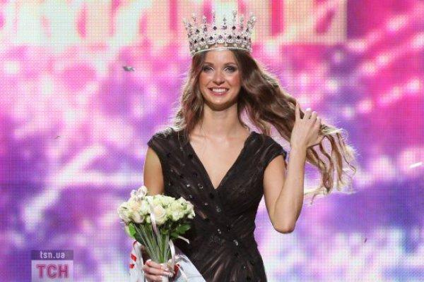 Мисс Украина 2011 – Ярослава Куряча