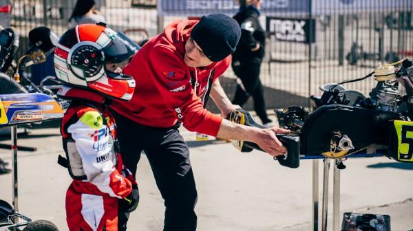 Лев Крутоголов на соревновании фото