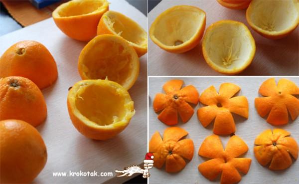 Апельсин игрушка своими руками