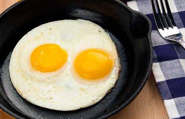 Глазунья - самое популярное блюдо из яиц
