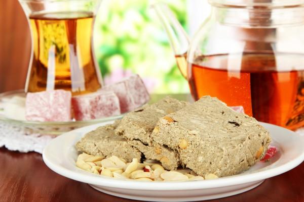 Халва из арахиса: рецепт