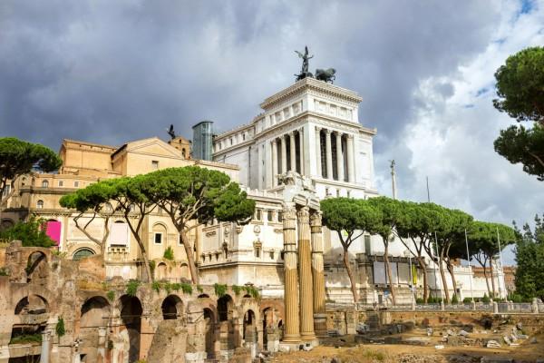 Римские мини-каникулы
