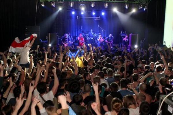 Ляпис Трубецкой отыграл концерт в Харькове