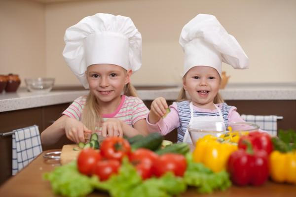 Совместная готовка может стать любимым занятием