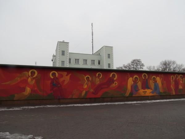 История Днепродзержинска начинается в 17-м веке