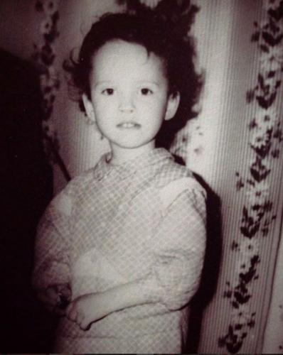 Даша Астафьева поделилась детским фото