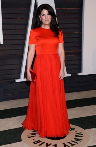 Монику Левински пригласили на модную вечеринку в честь церемонии Оскар 2015
