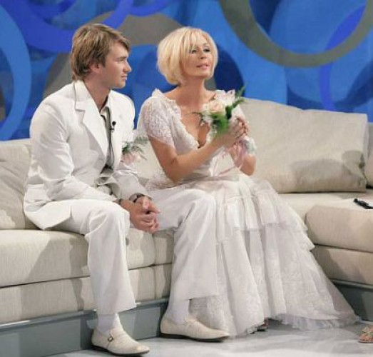 Ирина Билык и ее экс-супруг Дмитрий Дикусар
