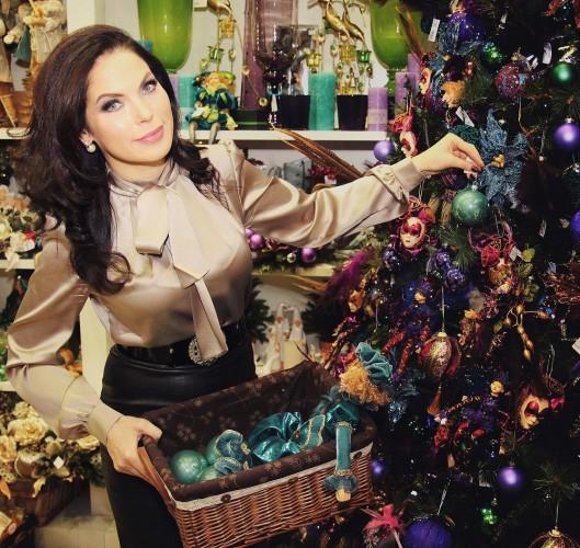Влада Литовченко рассказала, что уже купила подарки к Новому году.