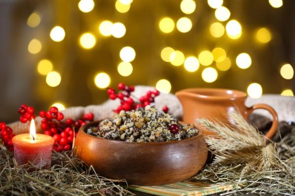 На Старый Новый год готовят щедрую кутью
