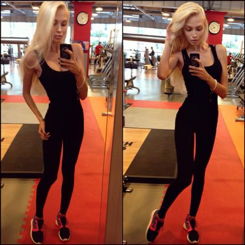 Елена Шишкова уверяет поклонников, что у нее нет анорексии